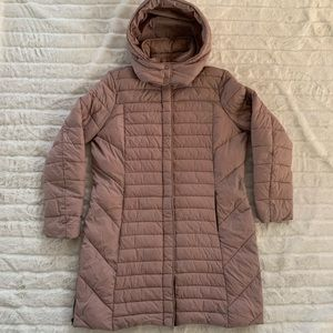 Kenneth Cole Long Puffer Jacket